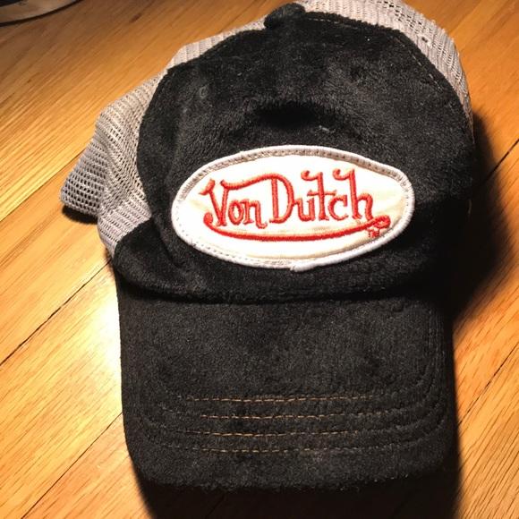 Von Dutch Accessories - Von Dutch Hat 🔥